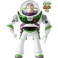 Mattel- Disney Toy Story 4-Buzz Lightyear ¡hasta el Infinito y más allá, Juguetes niños +3 años GGH41, Multicolor