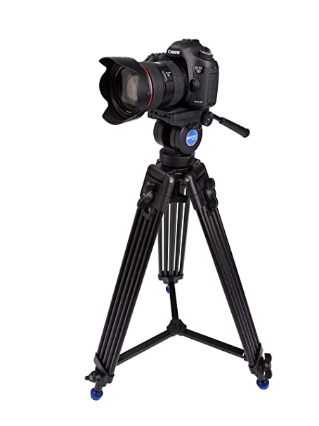 Benro Basic Video Tripod Kit KH25N Tripod Legs at amazon