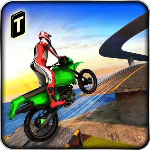 Extreme Bike Stunts 3D (Best Fun Cars To Drive)