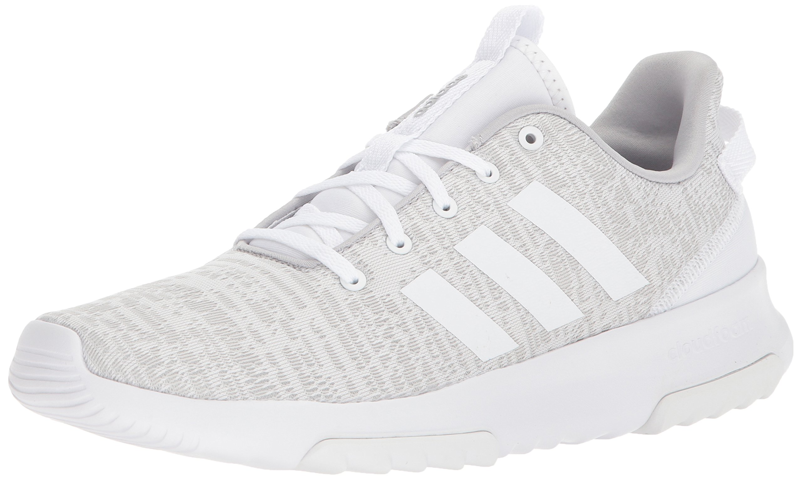 ae4a17342ae Galleon - Adidas Men's Cf Racer Tr Running Shoe, One/White/Grey Two, 13 M US