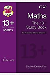 New 13+ Maths Study Book for the Common Entrance Exams (CGP 13+ ISEB Common Entrance) Kindle Edition