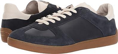 COACH Men's C104 Navy/White Shoe