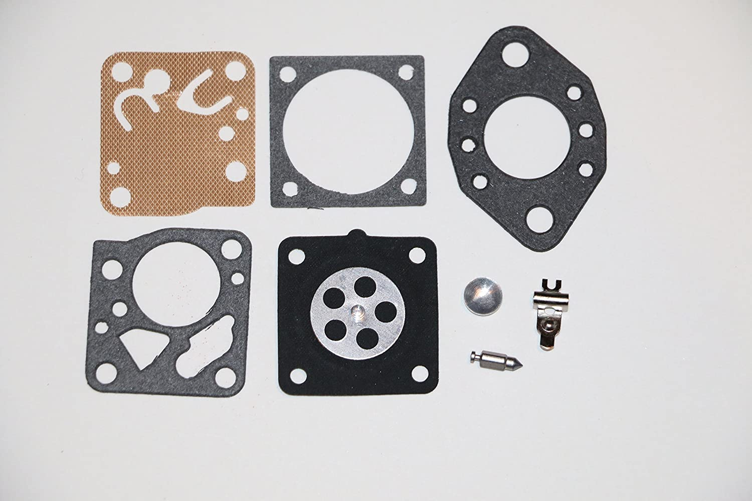 Amazon.com: Carb Carburador Rebuild Kit for Alpina Caster ...