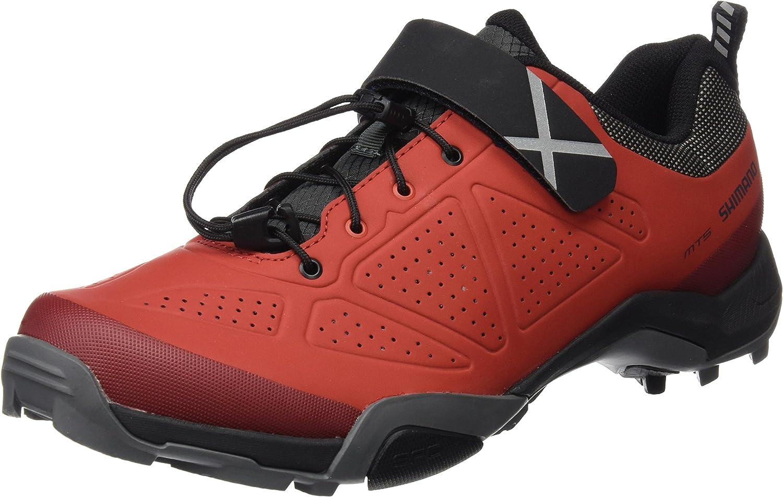 Shimano Vélo Chaussures sh-et500 rouge unisexe taille EUR 45 Vélo Chaussures Bike