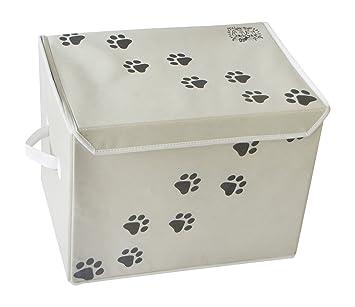 LARGE Dog Toys Storage Box By Feline Ruff. 16u0026quot; X 12u0026quot; Pet Toy