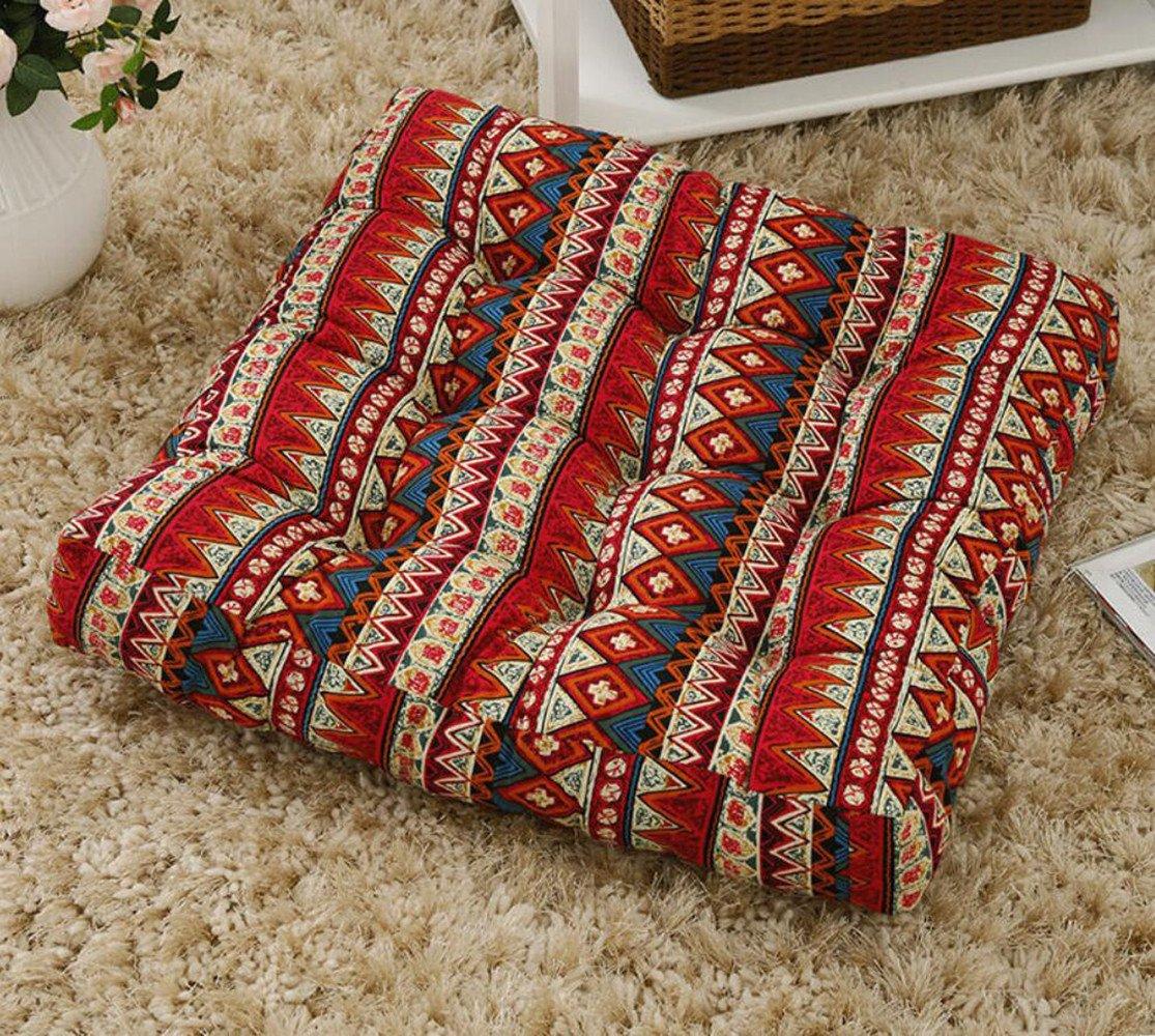Aumentar el grueso colchón cojín de suelo elástico futon ...