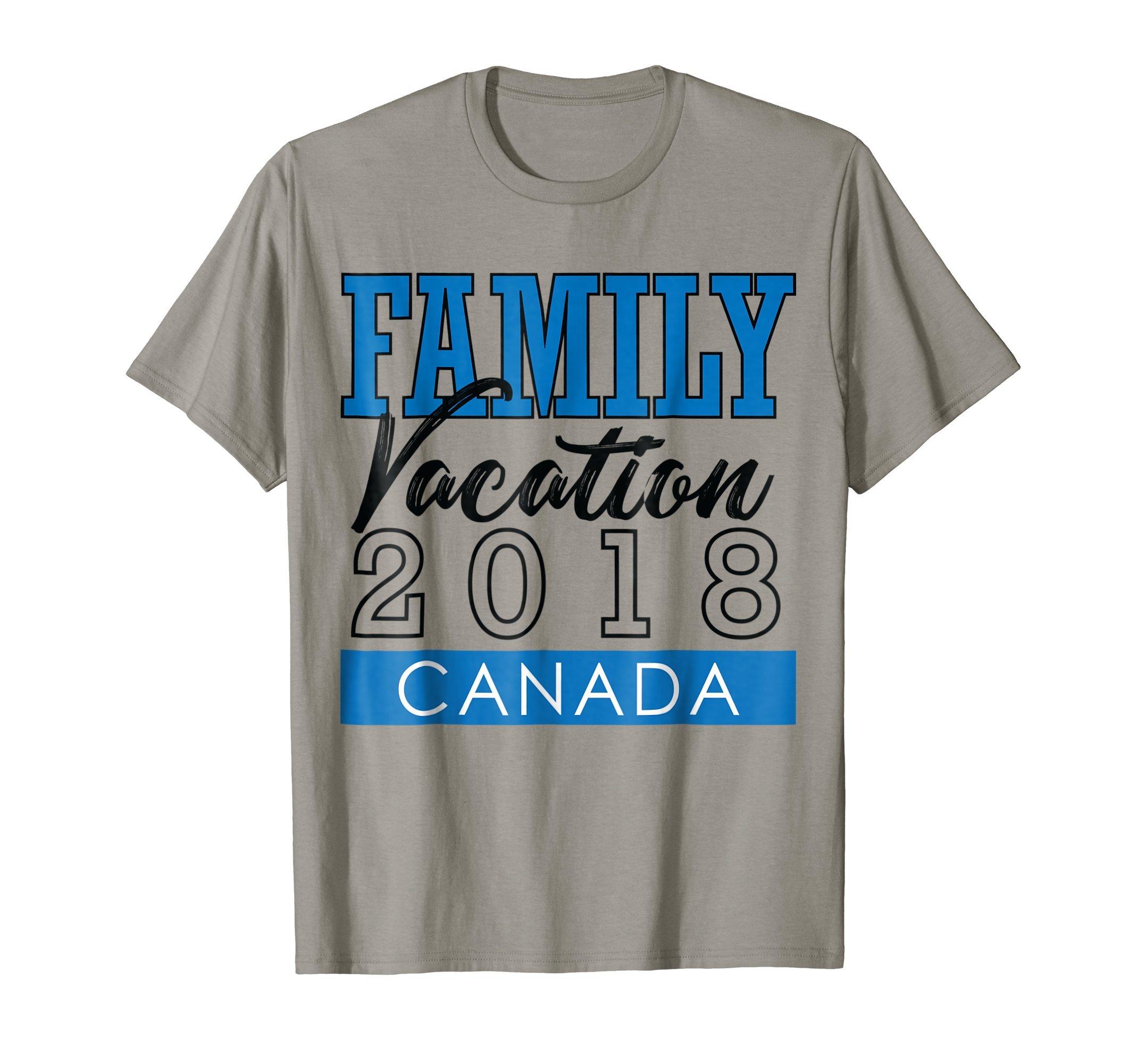 Family Vacation Travel Canada T-Shirt Holiday Toronto