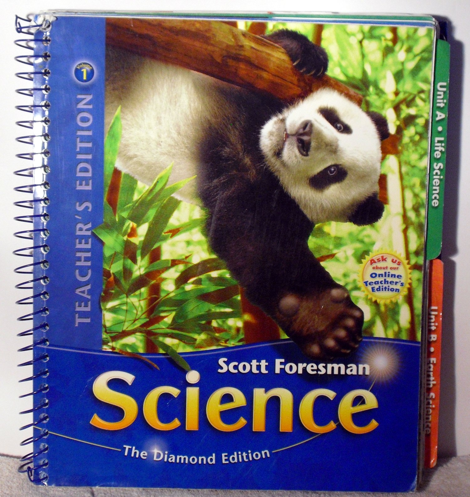 Scott Foresman Science Grade 4 Teacher's Edition (Volume 1) ebook