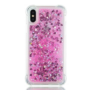 3e0596861f iPhone Xs Max ケース 星柄 キラキラ ラメ 入り ファッション ハード ケース ラメ グリッター 流れ星 流れる