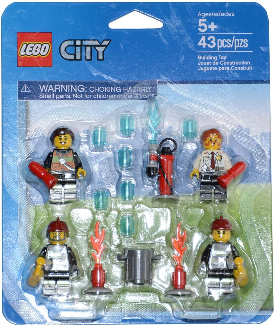 LEGO City Firefighters Minifigure Accessory Pack 850618
