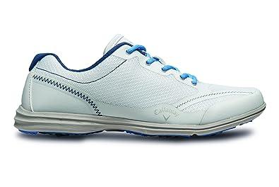 Callaway Damen Solaire Golfschuhe, Weiß (White), 38 EU