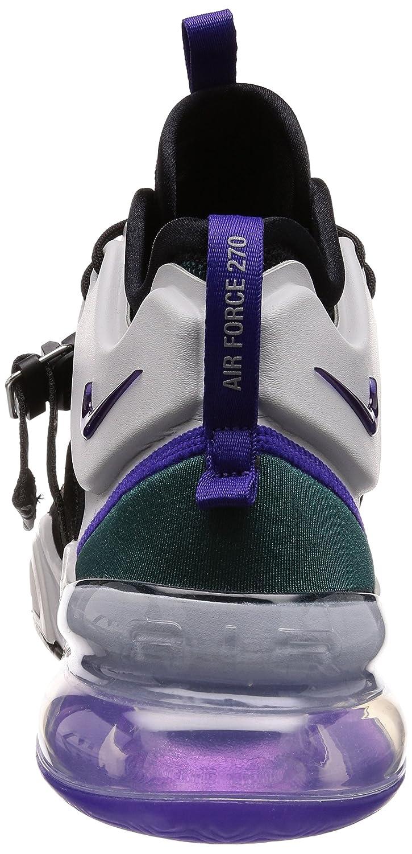 6e87b53e9c Amazon.com   Nike Air Force 270 (Carnivore)   Basketball