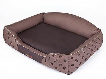 Hobbydog Royal Series - Cama para Perro, Talla XL, Color marrón Claro