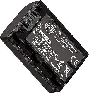 estación de carga para Sony Alpha DSLR-a380 Cámara de batería cargador