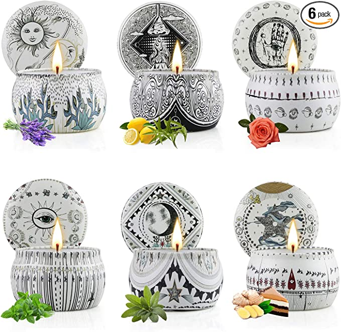 Scented Candles for Home Aromatherapy