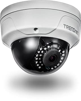 TRENDnet TV-IP315PI - Cámara de vigilancia de Tipo Domo (4 MP, Full