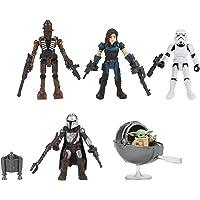 Hasbro Star Wars Mission Fleet Defend the Child Actionfigurer