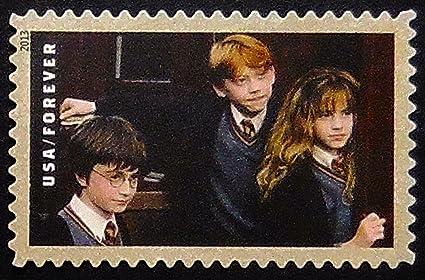 Ron Weasley, Hermione Granger, Harry Potter películas Estados ...