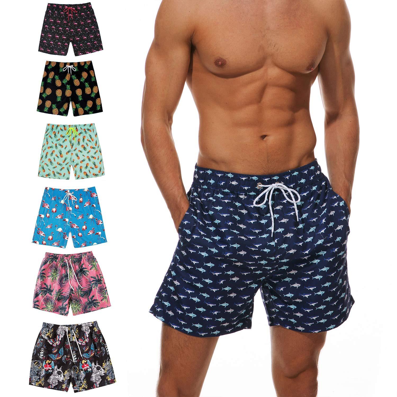 1e2e40cfd547b Vêtements pour homme Homme Natation Board Short maillot de bain Swimwear  Plage Vacances Poches Latérales Plain