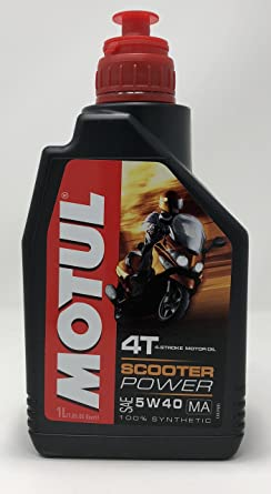 MOTUL ACEITE SCOOTER POWER 4T 5W40
