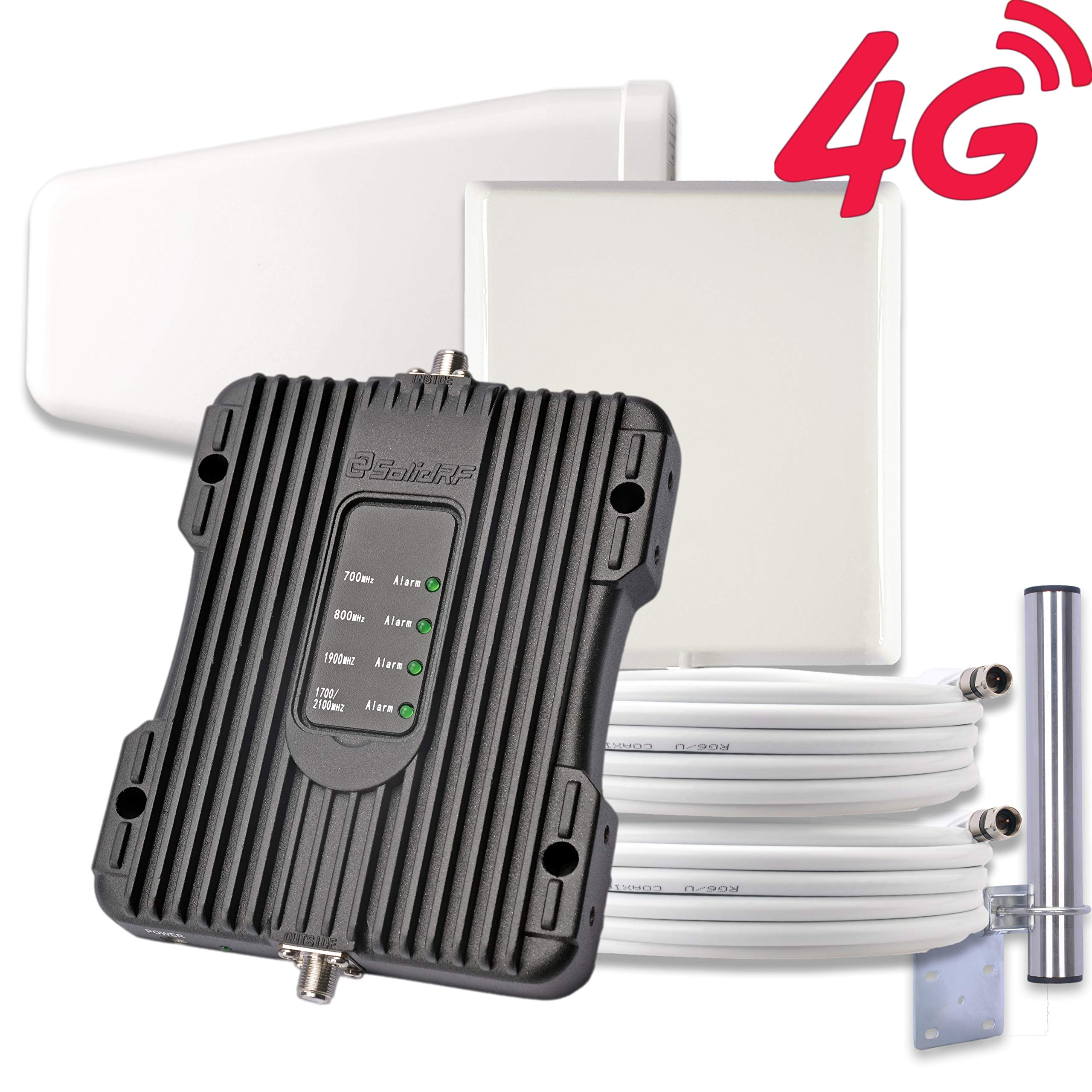 Best Rated In Cell Phone Signal Boosters Helpful Customer Reviews Inside A Solidrf Buildingforce 4g K1 Booster 3g Lte Mobile