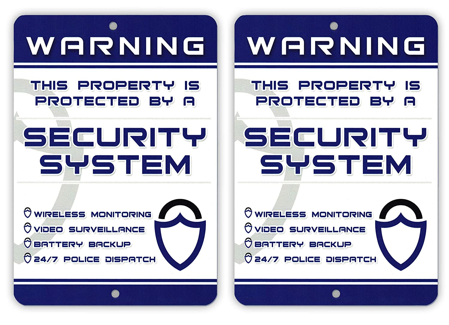 2 Home Security Alarm Security System 7