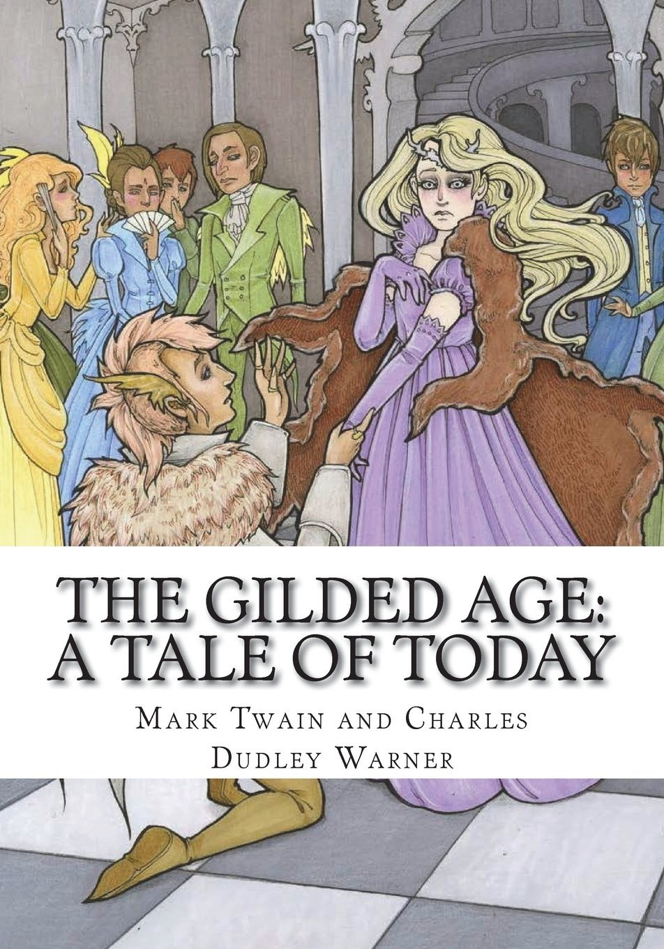 Download The Gilded Age: A Tale of Today PDF