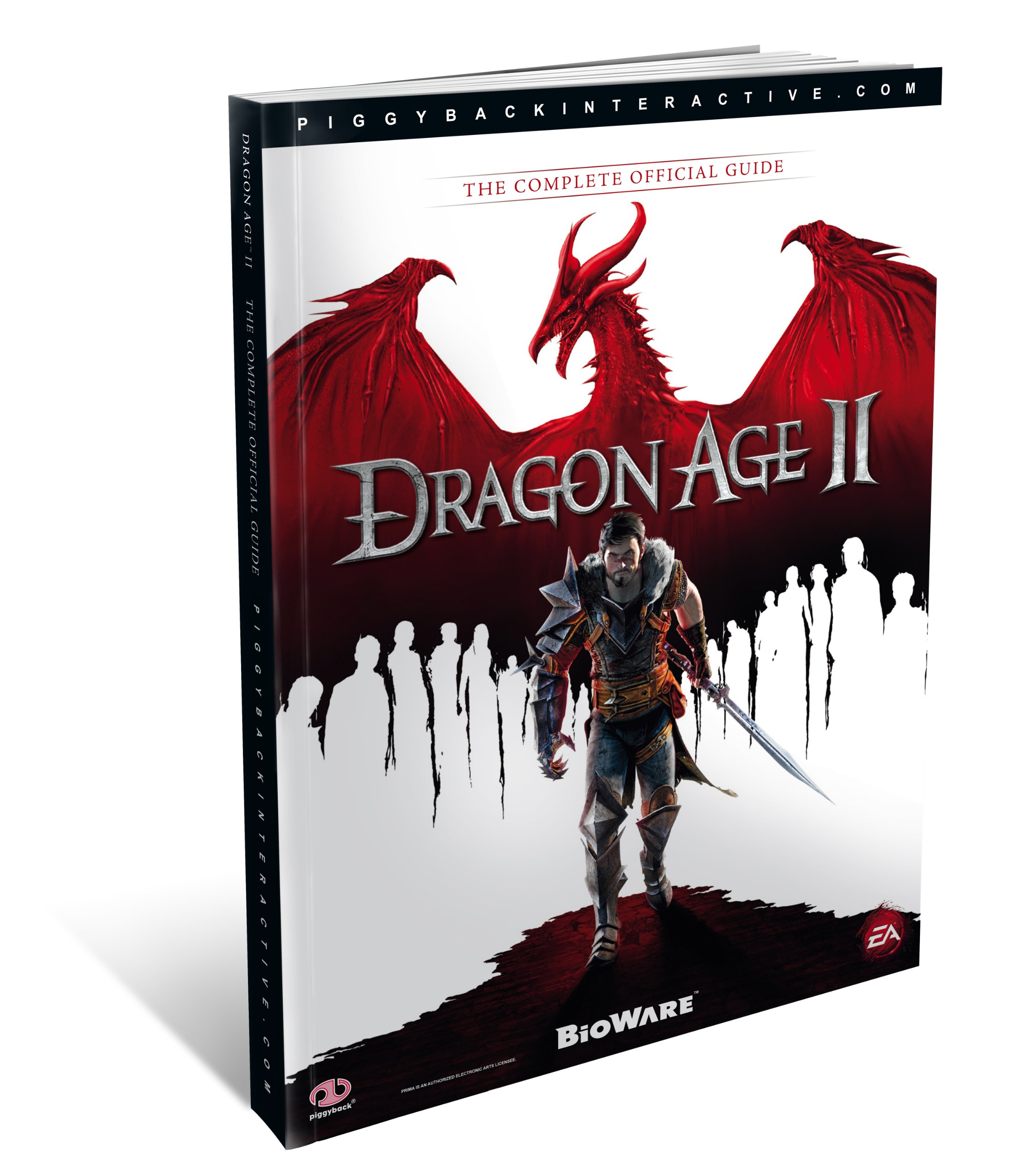 Dragon age ii the complete official guide piggyback 9781906064792 dragon age ii the complete official guide piggyback 9781906064792 amazon books gumiabroncs Image collections