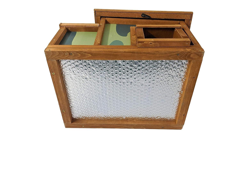 The Hutch Company Hedgehog Heat Reflecting Hibernation & Re ...