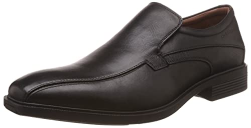 Buy Hush Puppies Men S Mentor Black Leather Formal Shoes 8 Uk India 42 Eu 8546966 At Amazon In