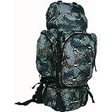 OUTLANDER(アウトランダー) バックパック 全10色 リュックサック 70L 登山リュック ザック 防災リュック レインカバー付
