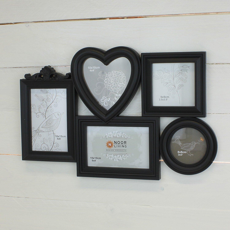 Schöner Foto-Rahmen für Ihre Foto-Collage. Für 5 Bilder in ...