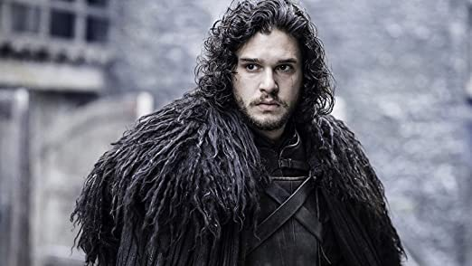 Jon nieve Kit Harington llavero imán de posavasos taza ...