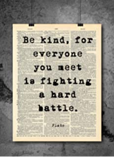 Amazoncom Youth Change Inspirational Kindness Poster Everyone Is