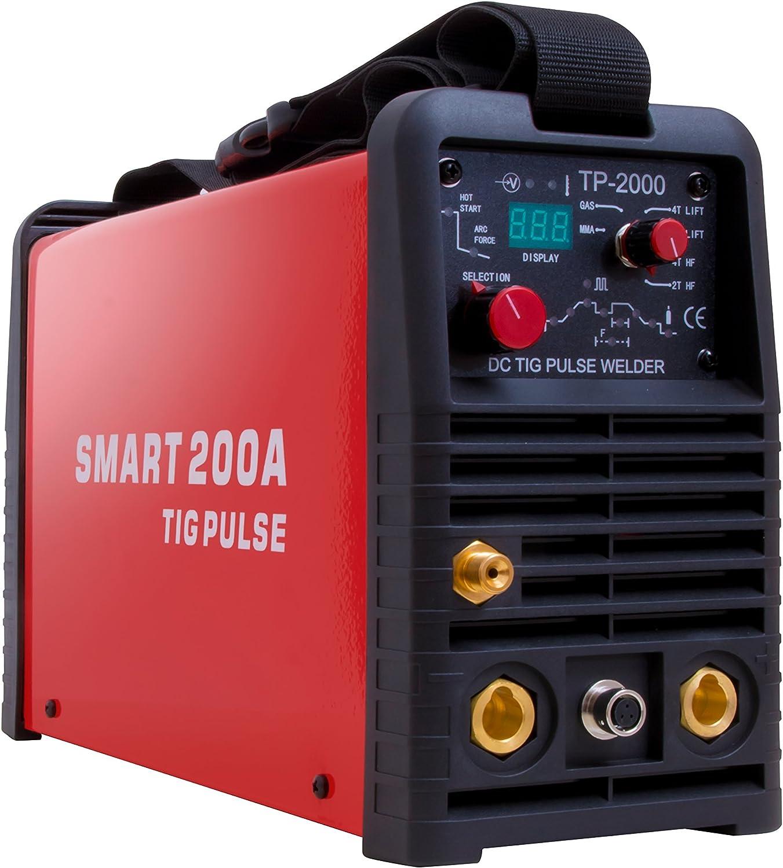 Gala gar smart 200-tig-pulse - Equipo soldar/ado