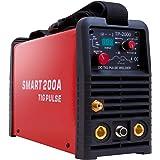Máquina de soldar Gala Gar 22300200TACDC Smart 200 TIG ACDC: Amazon ...