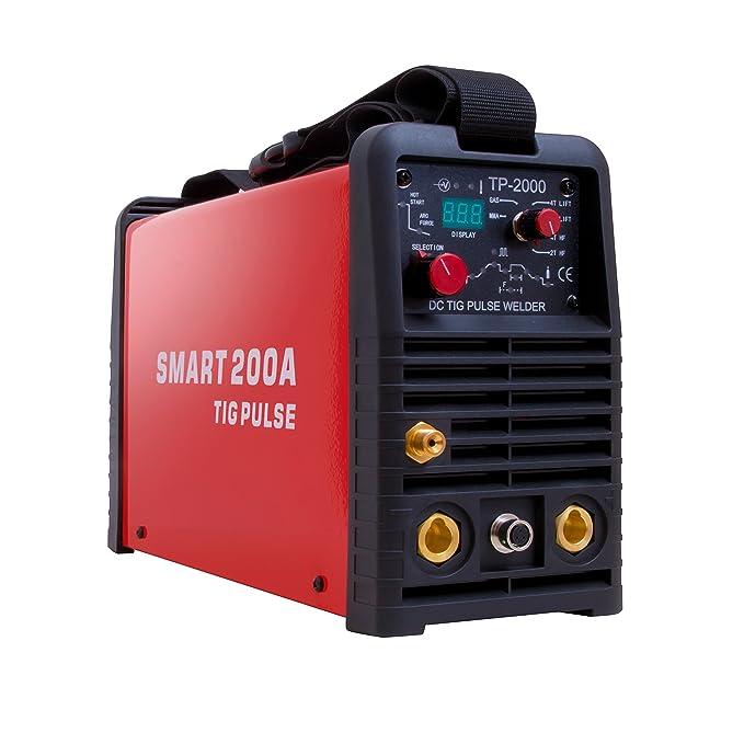 Gala gar smart 200-tig-pulse - Equipo soldar/ado: Amazon.es: Bricolaje y herramientas