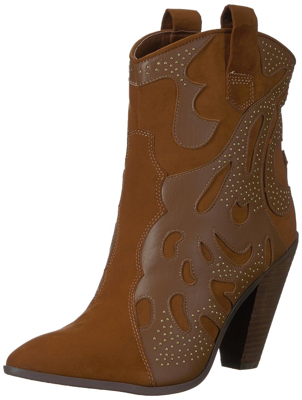Carlos by Carlos Santana Women's Sterling Fashion Boot B06XHSMGYR 7 M M US Bourbon