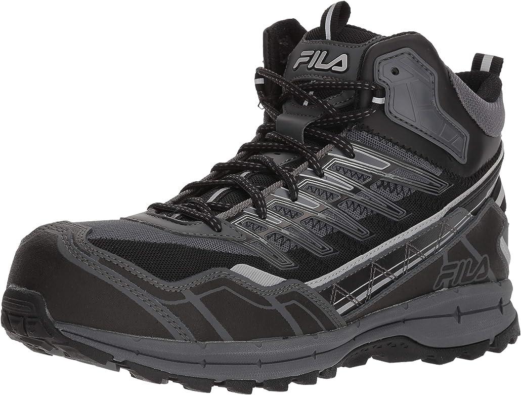 b9afa129ad Men's Hail Storm 3 Mid Composite Toe Trail Work Shoes Hiking