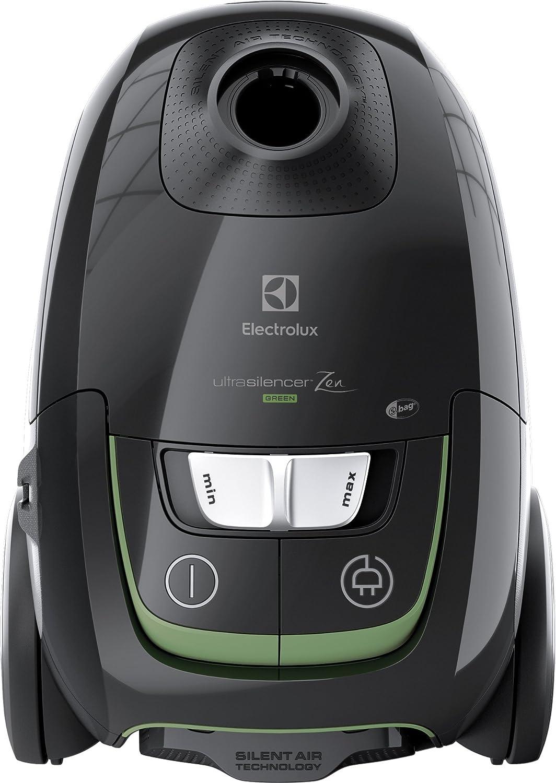 Electrolux aspirador con bolsa UltraSilencer Silent Zen aspiración AeroPro, Bolsa s-BAG Clinic Anti Allergy, Sistema Motion Control, 3.5 L versión ...