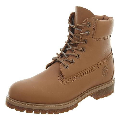 b6d25c73dff0 Timberland 6 inch Premium Waterproof Mens Boots Natural tb0a1jjb (9 D(M) US