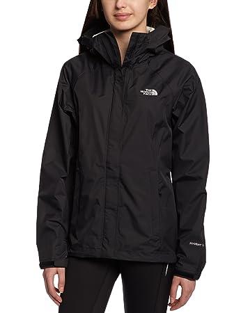 womens black northface jacket
