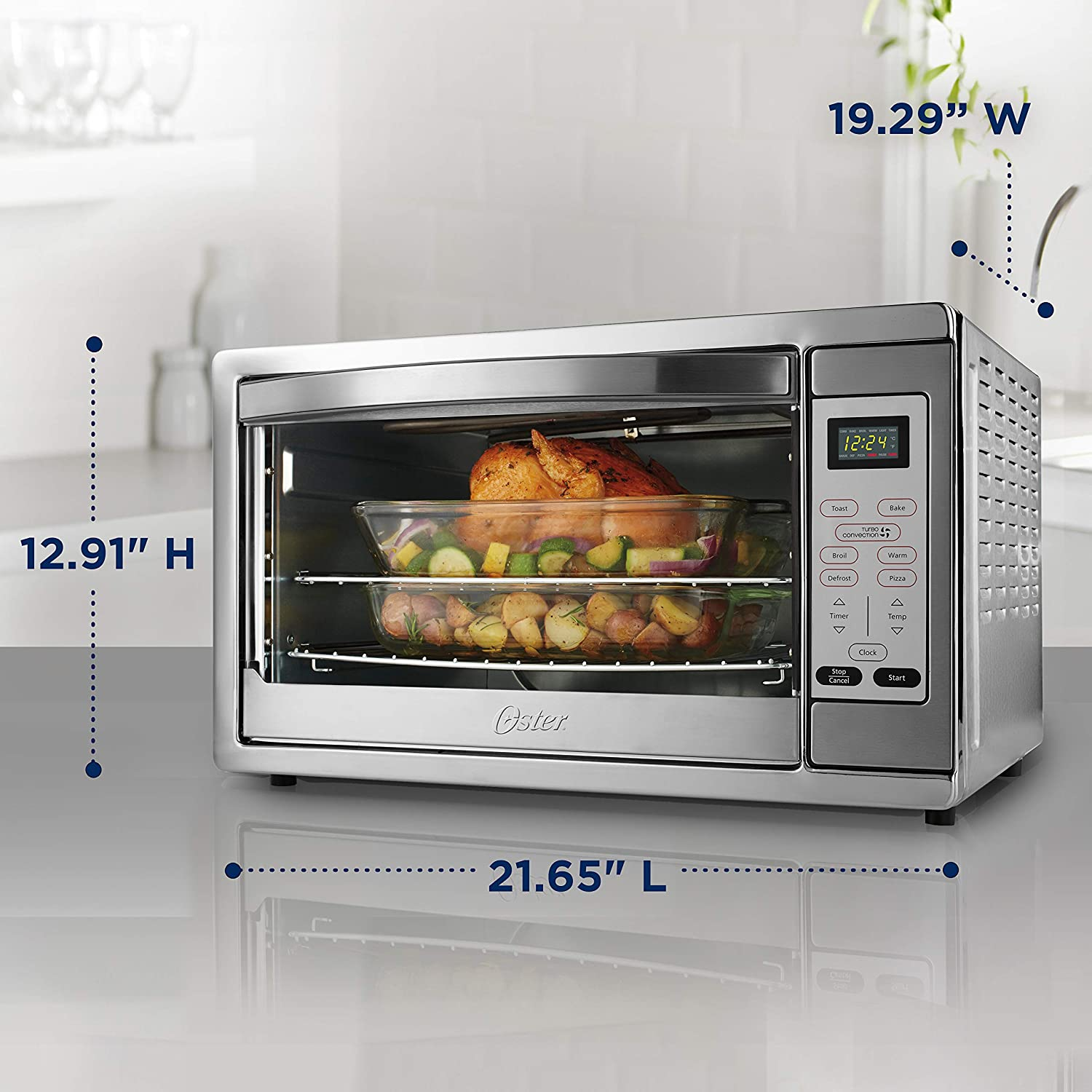 Best Electric Oven for Baking of 2019: Buyer Guide and Reviews