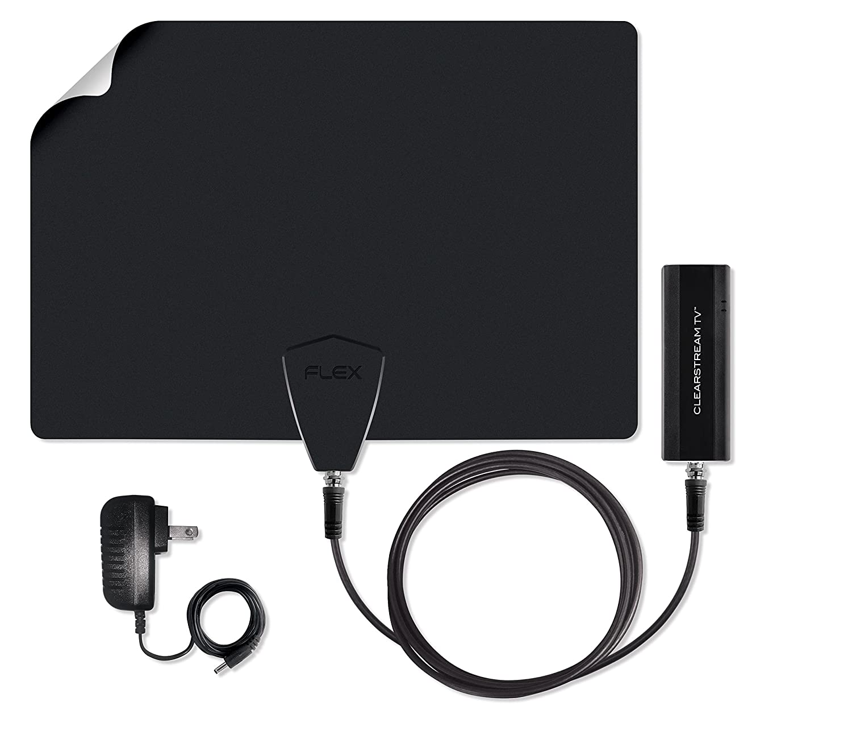Amazon.com: ClearStream FLEX Indoor Wireless TV Antenna, 40+ mile ...