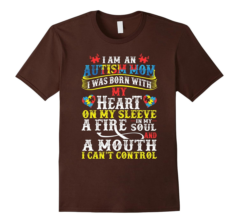 Autism Mom Shirts - Autism Awareness T-shirts-CD
