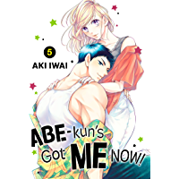 Abe-kun's Got Me Now! Vol. 5 book cover