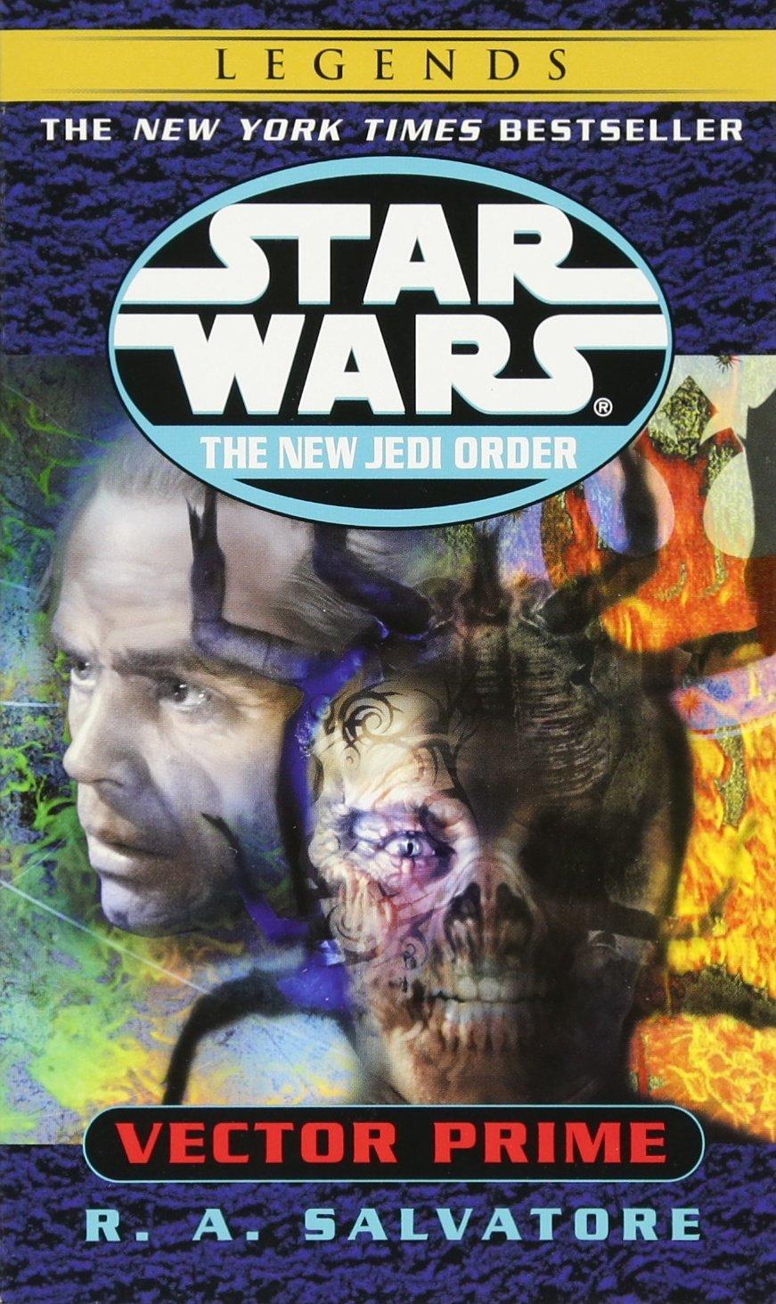 Vector Prime (star Wars: The New Jedi Order, Book 1): Ra Salvatore:  9780345428455: Amazon: Books