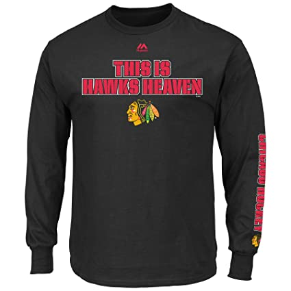 Amazon.com   Profile Big   Tall Big   Tall NHL Team Long Sleeve ... cc3e4608c