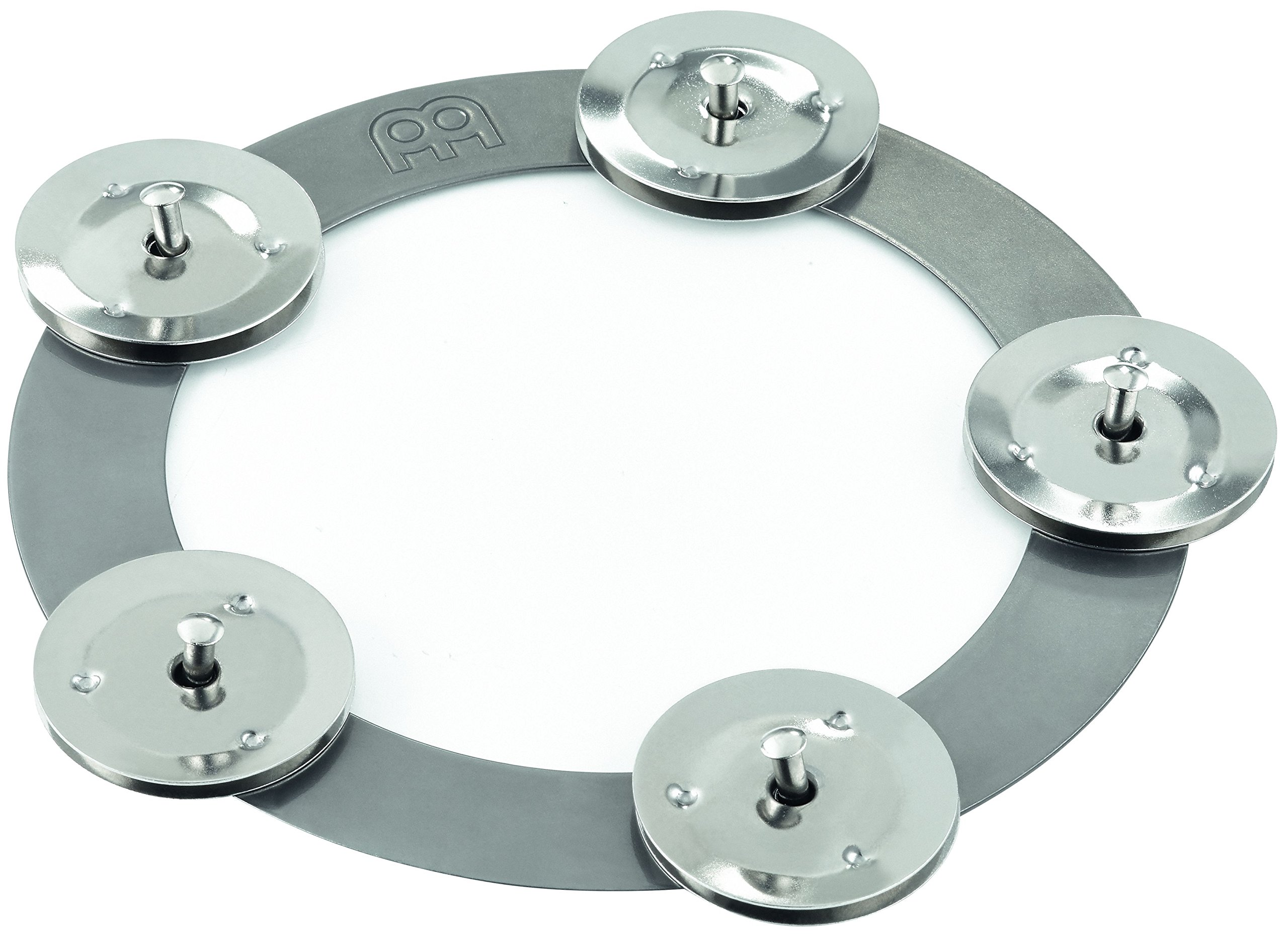 Meinl Cymbals CRING Ching Ring Steel Tambourine Jingle Effect for Hihats, Crashes, Rides, and Cymbal Stacks (VIDEO)
