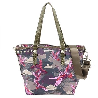 Tasche - Rich & Liz - Purple Crane George Gina Lucy LXbP1